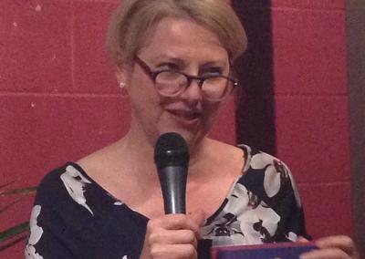 Author Toni Jordan