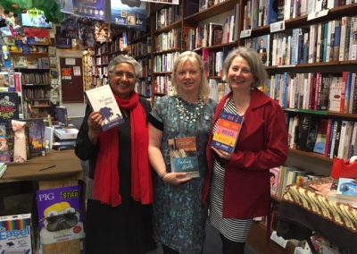Eltham Bookshop event
