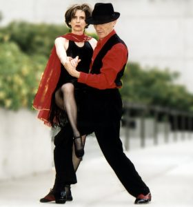 Mosh & Carla tango