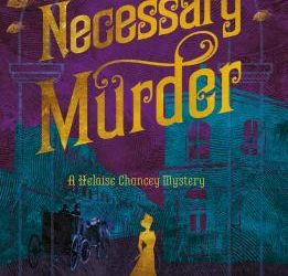 A Necessary Murder – MJ Tjia
