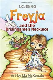 Freyja and the Brisingamen Necklace – J.C. Enno