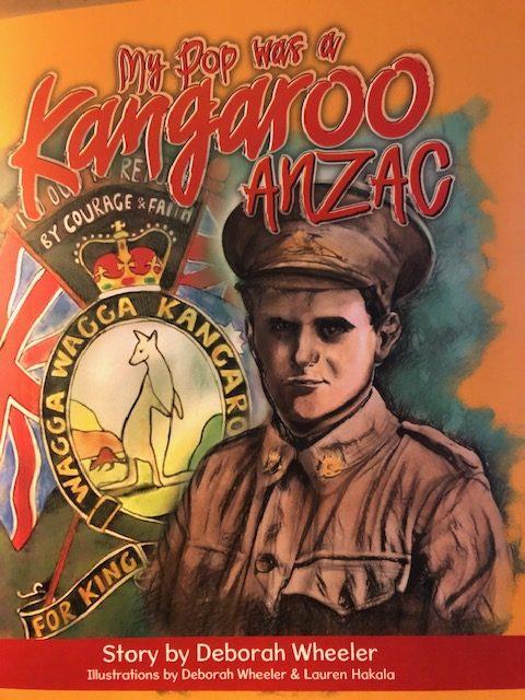 My Pop was a Kangaroo ANZAC