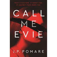 Call Me Evie – J.P. Pomare