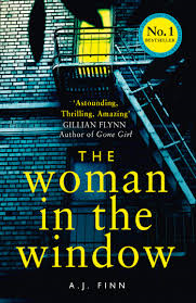 The Woman in the Window – AJ Finn