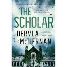 The Scholar – Dervla McTiernan