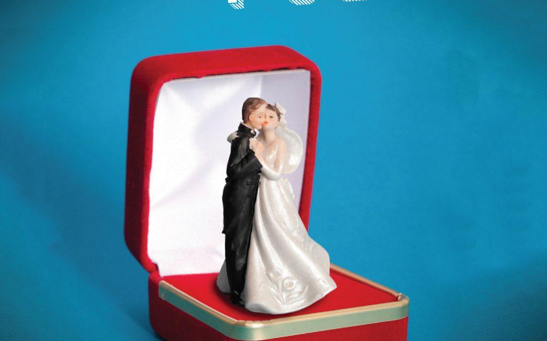 Wedding Puzzle – Sallie Muirden