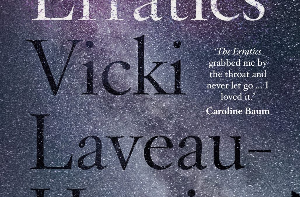 The Erratics – Vicki Laveau-Harvie