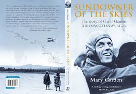 Sundowner of the Skies – Mary Garden