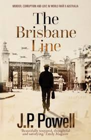 The Brisbane Line - J.P. Powell