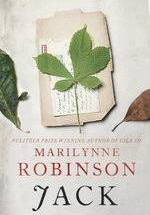 Jack – Marilynne Robinson