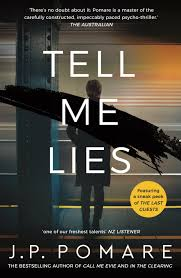 Tell Me Lies - JP Pomare