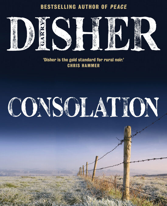 Consolation - Garry Disher