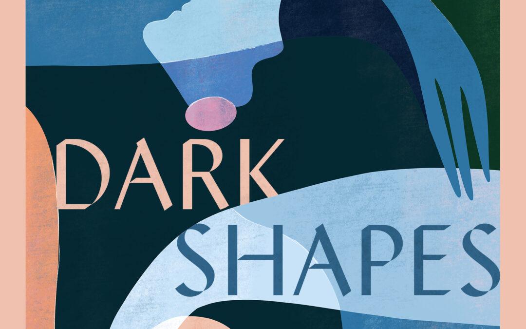 Friends and Dark Shapes - Kavita Bedford