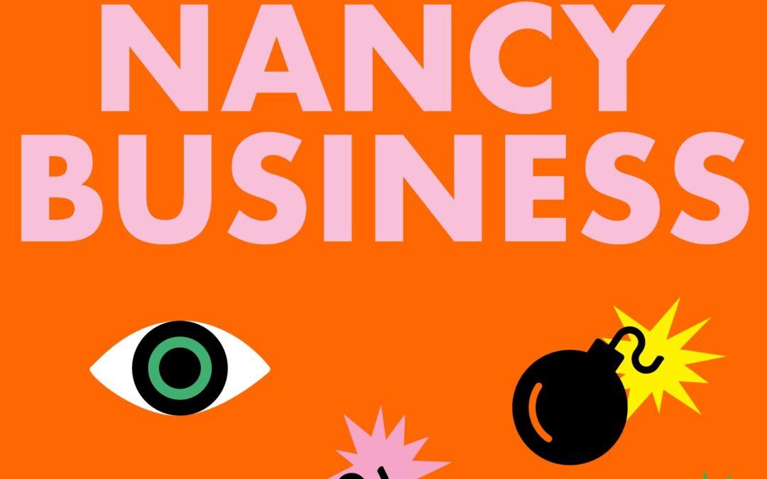 Nancy Business - R.W.R. McDonald