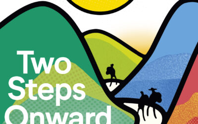 Two Steps Onward – Graeme Simsion and Anne Buist