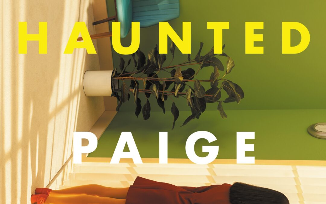 She is Haunted - Paige Clark